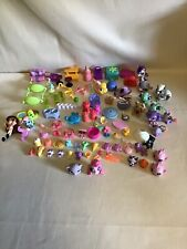 LPS - Littlest Pet Shop Mixed Lot of Animals and Accessories - See All Pics