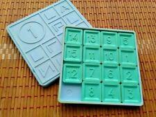 "Vintage Soviet Puzzle Toy Game""15"" Original USSR"