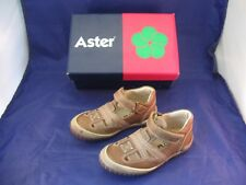Pair Child's Shoes - Aster Brand - Size 25 EUR or 8 US - New in Box