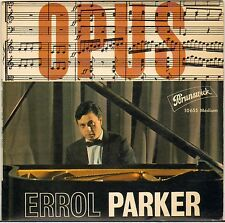 "ERROL PARKER ""OPUS"" PIANO JAZZ 60'S EP BRUNSWICK 10655"