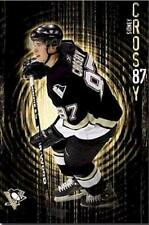 SIDNEY CROSBY ~ FOCUS 22x34 POSTER NHL Hockey Pittsburgh Penguins National