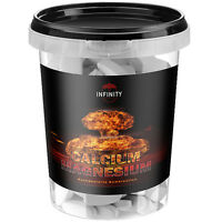 300 Tabletten CALCIUM 800mg + MAGNESIUM 400mg - Vegan Kalzium / Muskeln Knochen