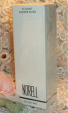 ~ NORELL ~ 6.7 oz / 200ml EACH~ Perfumed  SHOWER GEL  ~ New in Box