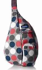 CLEARANCE SALE! Kavu Women Sling Rope Bag Day Pack Travel Backpack Got Dots -NEW