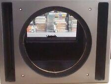 "SPECTRON BOX SUBWOOFER PER 12"" 32 30  CASSA REFLEX CON PLEXIGLASS"