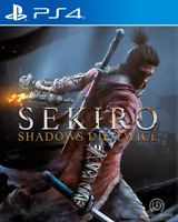 Sekiro: Shadows Die Twice - PlayStation 4 - 2019 - PS4