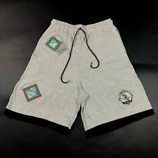 Vintage 90s NWT Chicago White Sox Mens L The Game Gray Embroidered Gym Shorts