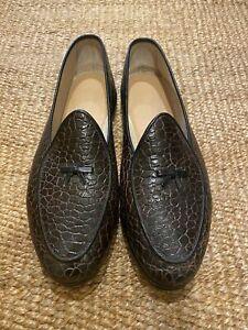 """RARE """"Henri"""" Original Belgian Shoes - Size 10 Wide ( MINT)"""