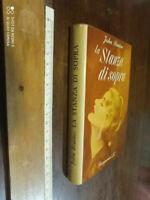 LIBRO: John Braine - LA STANZA DI SOPRA - Longanesi 1958