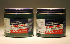 2 x DAX - Pomade Haar Creme Componded with Vegetable Oils- and Lanolin  794 g