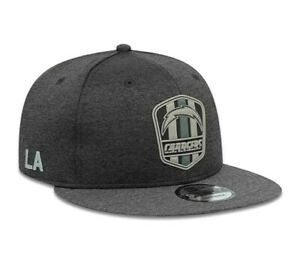 New Era Los Angeles Chargers NFL 2018 Sideline Official Onfield 9FIFTY...