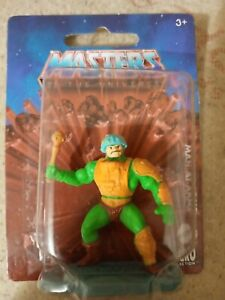 Mattel Masters of the Universe Origins - Man-At-Arms Mini Action Figure (New)