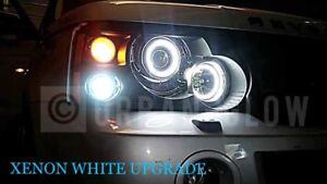 RANGE ROVER SPORT XENON ICE WHITE LED Side Light Bulbs CANBUS ERROR FREE 10SMD