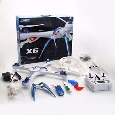 JJRC H16 Tarantula X6  RC Quadcopter Drone 4CH Hyper IOC (Without Cam) White RTF
