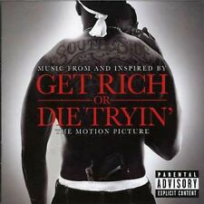 Various Artists, 50 - Get Rich or Die Tryin' [New CD] UK - Import