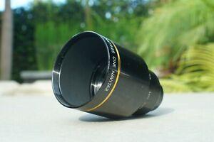 RARE D.O. Industries Cine Navitar 70mm F/2 Film Projector Lens - Optically NM