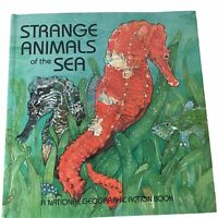 Strange Animals of the Sea Book A National Geographic Action Book Jerry Pinkney