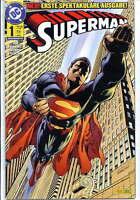 AUSWAHL = SUPERMAN  Heft 1 - 24 ( PANINI Verlag 2001-2003 ) Neuwertig