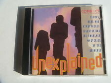 CONNECT UNEXPLAINED  RARE LIBRARY MUSIC SOUNDS CD