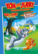 Tom and Jerry: The Movie/Tom and Jerry: The Fast and the Furry (DVD, 2012, 2-Di…