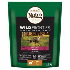 Nutro Dog Dry Wild Frontier Puppy Med Turkey & Chicken 1.5kg - 261730