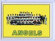 1967 TOPPS BASEBALL #327 CALIFORNIA ANGELS TEAM CARD, SET BREAK,100917