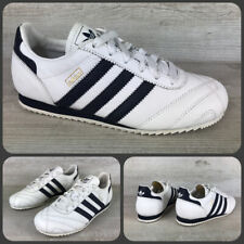 Adidas Rio Grande Leather, Sz UK 3, US 3.5, EU 35.5, Originals, Vintage, Kick