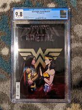DARK NIGHTS DEATH METAL 7 1ST Cameo Appearance Yara Flor Wonder Woman CGC 9.8