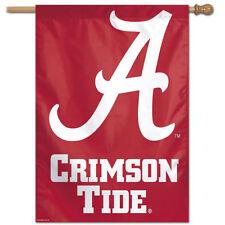 Alabama Crimson Tide House Flag and Banner