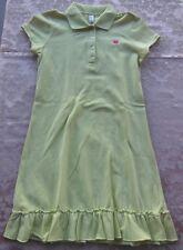 Old Navy Brand Dress Lime Green Short Sleeve Ruffle Hem Collar - Size XL (12-14)