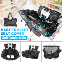Baby Shopping Cart Cover Trolley Cushion Pad Chair Safety Comfortable Seat