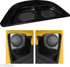 1957-79 VW Bug Custom Kick & Rear Deck Speaker Panels For Radio Stereo