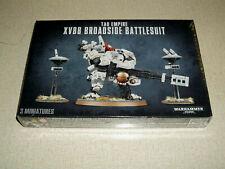 Warhammer 40K TAU EMPIRE XV88 BROADSIDE BATTLESUIT Box Set!! Brand New!!