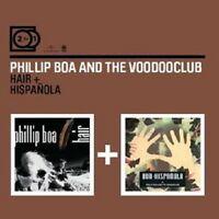 """PHILIPP BOA & THE VOODOOCLUB """"HAIR/HISPANOLA"""" 2 CD NEU"""