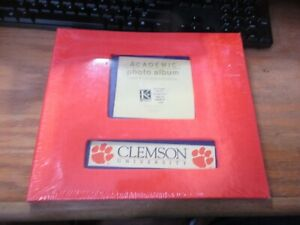 Clemson University College Academic Scrapbook Kit Photo Album NIP