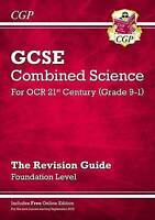 New Grade 9-1 GCSE Combined Science: OCR 21st Century Revision Guide with Online