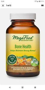 Bone Health Megafood 120 Tablets