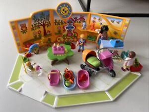 Playmobil 9079 Babyaustatter Konvolut Spielzimmer Kinderzimmer