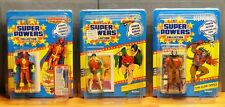 DISCOUNT CASES 20x lot Kenner Super Powers protective cases Toy Shield vintage