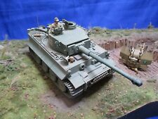 AF011 TAMIYA 1/35 Tigre 1 Panzer Kampfwagen VI Sd Kfz181 Ausfuhrung MONTE WW2
