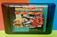 Street Fighter II Special Champ Edition Sega Genesis Game Rare Tested  AUTHENTIC