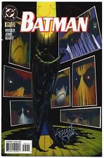 BATMAN #524 F, Signed by Kelley Jones, DC Comics 1995