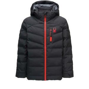 Spyder Boys Impulse Jacket, Ski Snowboarding Jacket, Size 8 Boys, NWT