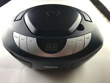 Jensen CD-475 Portable CD Player AM/FM Radio Boombox