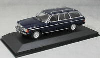 Minichamps Maxichamps Mercedes-Benz 230TE W123 in Blue 1982 940032211 1/43 NEW
