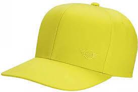 Cap Hat Baseball Lemon Signet Genuine Mini Lifestyle 80162445654
