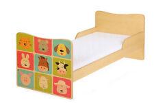 Kinder-Bettgestelle ohne Matratze 140 cm mit Natur-Motiv