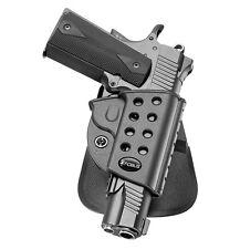 Fobus kmsp cinturón holster pistolera kimber Colt 1911 Springfield Hi-capa 4.3/5.1