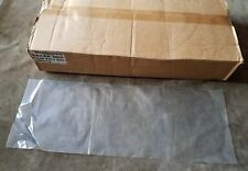 """1000 9x24""""x.002 2 Mil Clear Flat Open Top LLDPE Industrial Retail Food Poly Bags"""