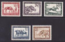 Österreich 1946 ANK.Nr.793-797 postfrisch**Austria-Preis